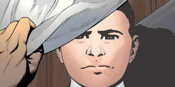 Batman and Robin #18 New 52 Damian Wayne by Pat Gleason