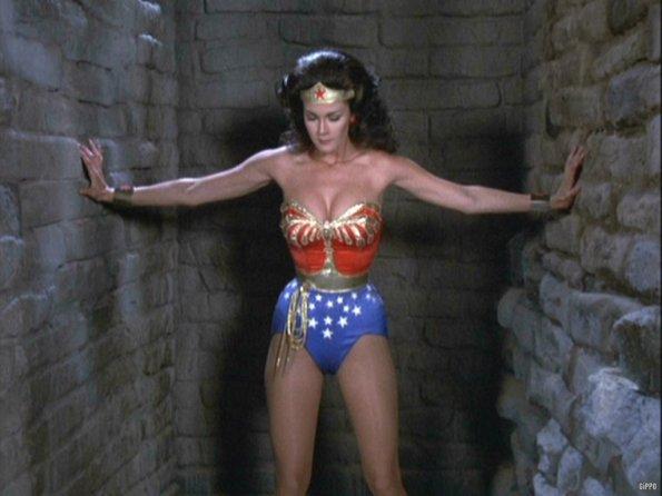 Lynda Carter Wonder Woman 1970s TV Series