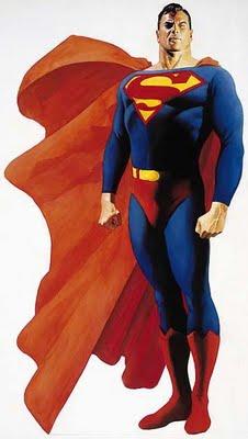 Alex Ross Superman DC Comics