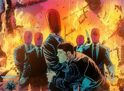 New 52 DC Comics Batman #23 Red Hood