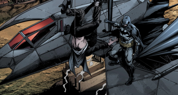 Batman Eternal #21 Jason Fabok