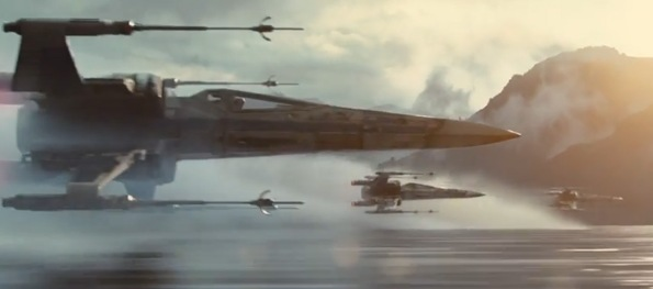 Star Wars the Force Awakens trailer episode 7